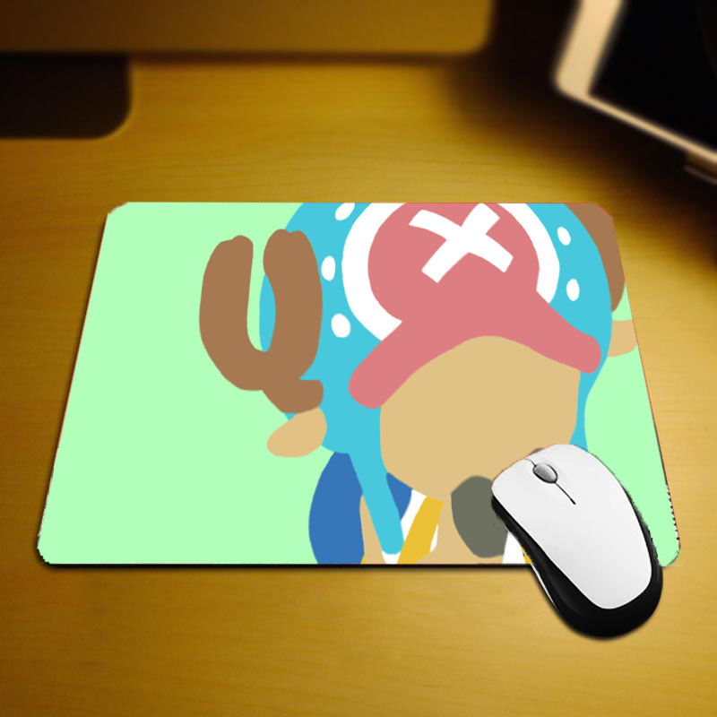 Mairuige Tony Tony Chopper Reindeer Mousepad Small Size onepiece Anime Jump Comic Style Mouse Mat Pc Keyboard Pad To Mouse