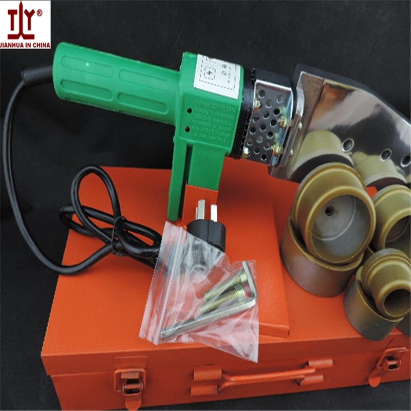 Spedizione gratuita Idraulico Strumenti 20-63mm 800 W 220 V Ppr - Attrezzatura per saldare - Fotografia 2