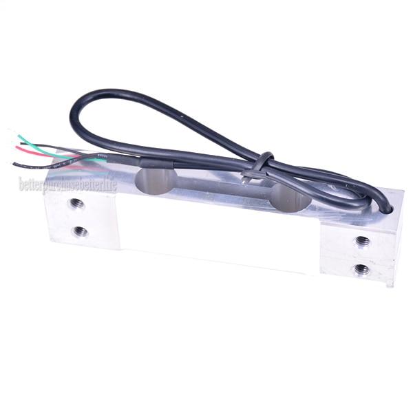 Parallel Beam Load Cell Sensor 0 120kg 264lb Aluminum