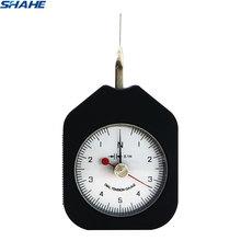 shahe ATN double pointer tension gauge 0 3N 0 5N 1N 1 5N 3N 5N Analog Tensio meter dial tension meter cheap RoHS CN(Origin)