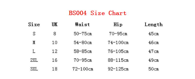 bs004 size