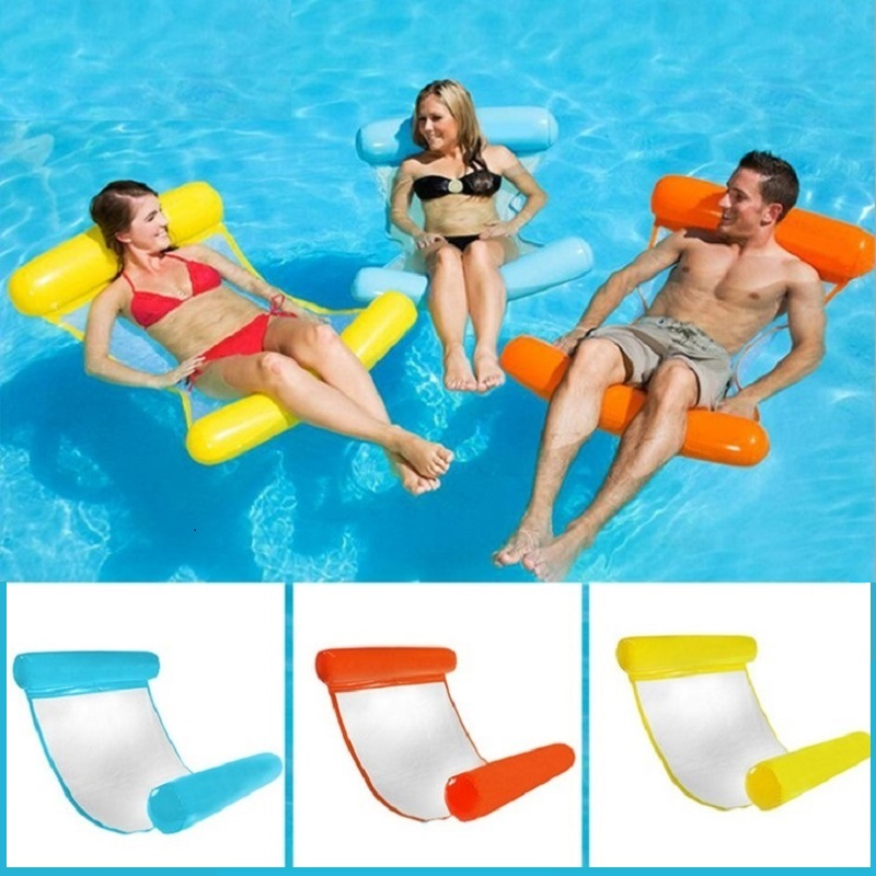 Inflatable Mattress For Swimming Air Mattress Inflatable Chair Water Mattress Water Bed Inflatable Hammock Sea Bed Water Float betos car air mattress travel bed auto back seat cover inflatable mattress air bed good quality inflatable car bed for camping