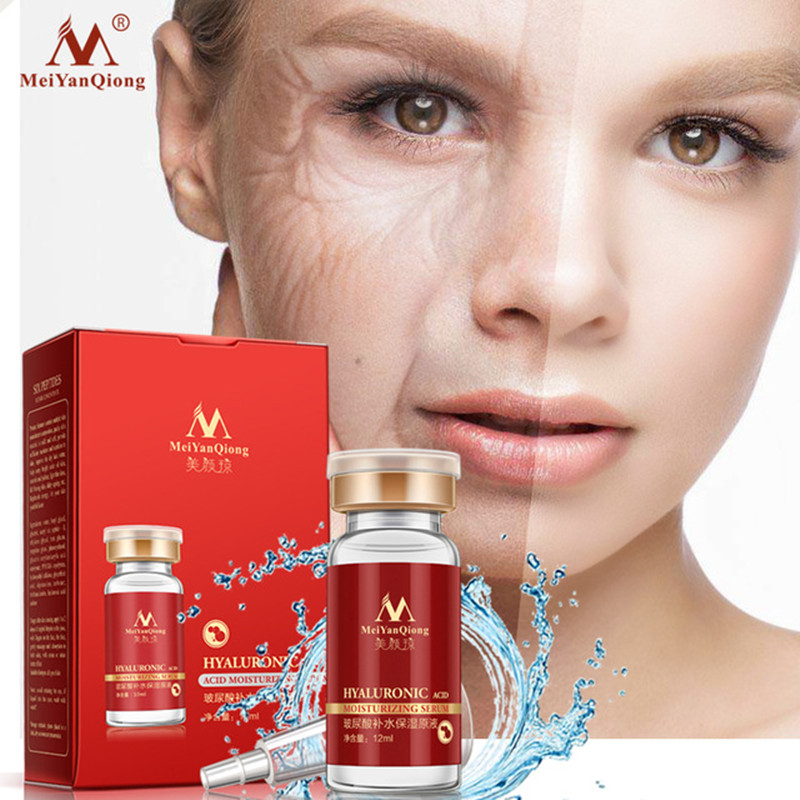 цены High Quality Hyaluronic Acid Serum Face Care cream whitening Treatment skin care Acne Pimples Moisturizing Anti Winkles Aging