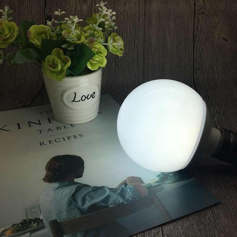 Globe Led Bulb Ball E27 10W 20W 30W Round Led Lamp Lamp Warm White/White Led Light Bulb for Indoor/Outdoor Lighting 220V 110V
