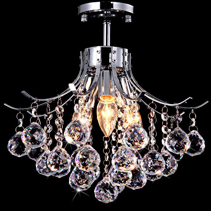 Free Shipping Crystal Modern Light Chandelier crystal Living Room lustres de cristal Pendants Chandeliers Home Lighting WPL159 купить