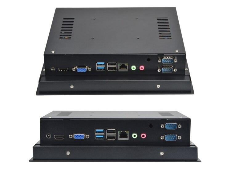 10.4 Inch Intel N2600+NM10 Industrial Pc Computer