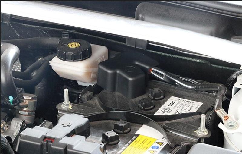 Mazda 3 Battery >> Car Battery Cathode Closure Door Protective Cap Fit For Mazda 3