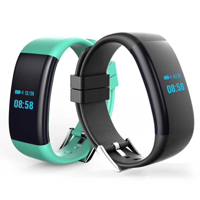 Loco DF30 Real Waterproof IP68 Smart Watch Heart Rate Monitor Blood Pressure Oxy