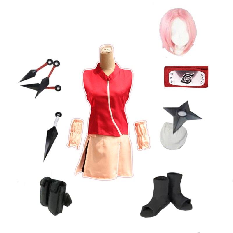 WHITE NINJA WITH RED CHILD COSTUME Halloween Cosplay Fancy Dress B14