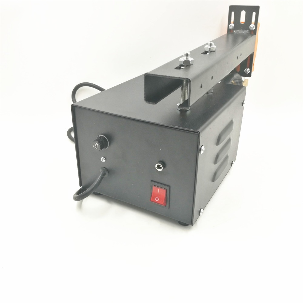 Battery spot welding machine 18650 lithium battery battery pack welding machine 220V/110V 3KW extended welding arm