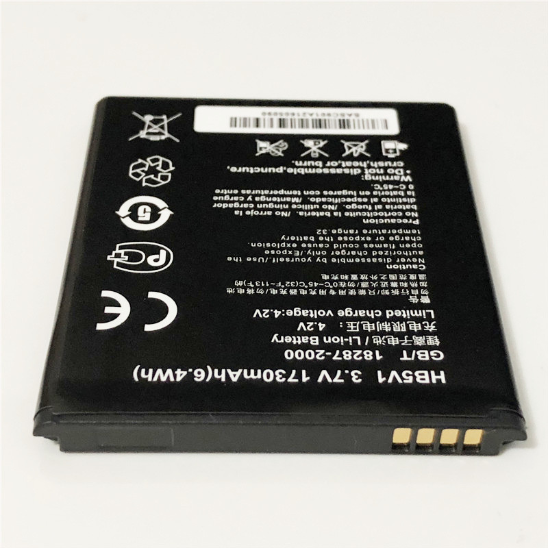US $11 99 |3 7V 1730mAh HB5V1 For Huawei Y3C Y300 Y300C Y336 Y336 U02 Y360  Y360 U61 Battery + SS C1 Charger-in Mobile Phone Batteries from Cellphones