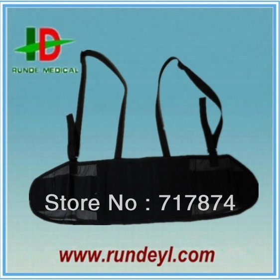 Industrial Safety Back Support Belt With Suspenders