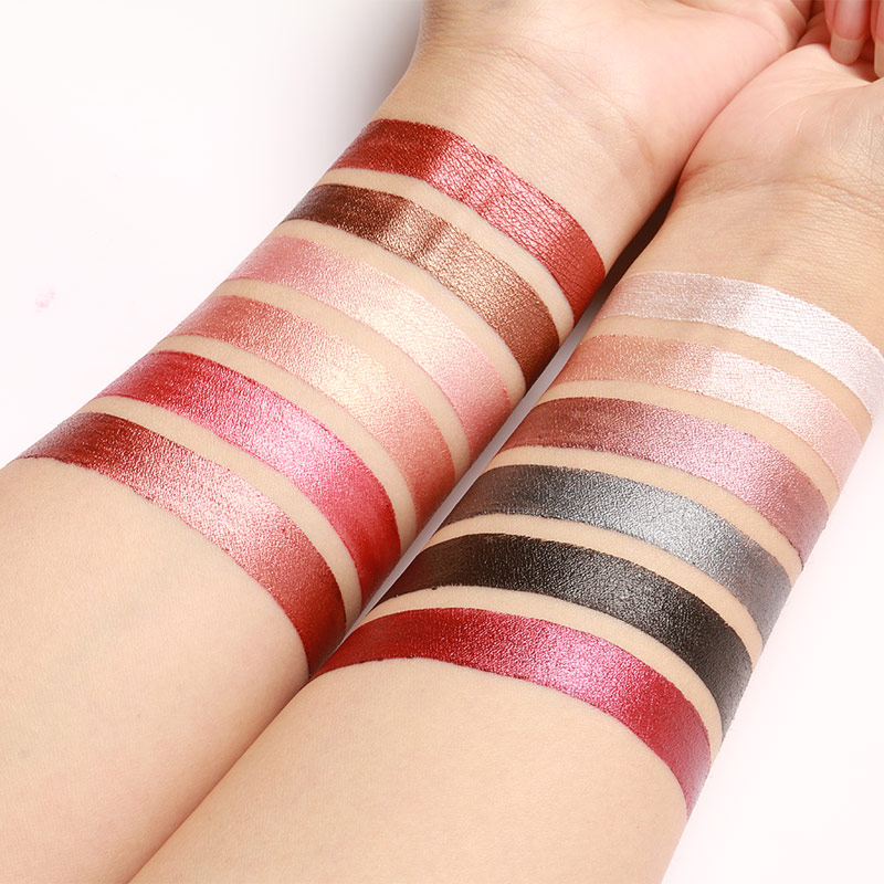 FOCALLURE 12 Colors Eyeshadow Cosmetics Pencil Eyes Makeup Eye Shadow Eye Liner 1