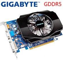 Gigabyte, placa de vídeo, gt630 1gb, 128bit, gddr5, placas gráficas para nvidia, placas vga, geforce gt630, gddr5, original, usado gt710 gt730