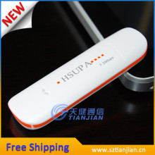 TIANJIE 3G modem dongle Hot Sale mini High Speed 7.2Mbps HSUPA Dongle Wireless 3G Stick Modem