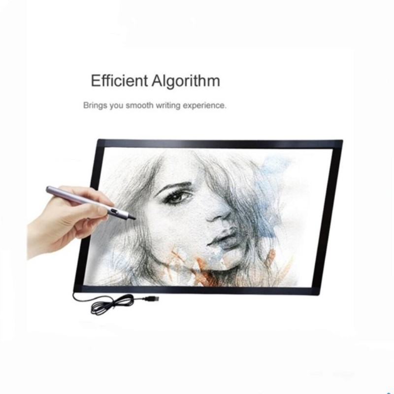 Good quality hot sale 27 inch dustproof infrared multi touch frame