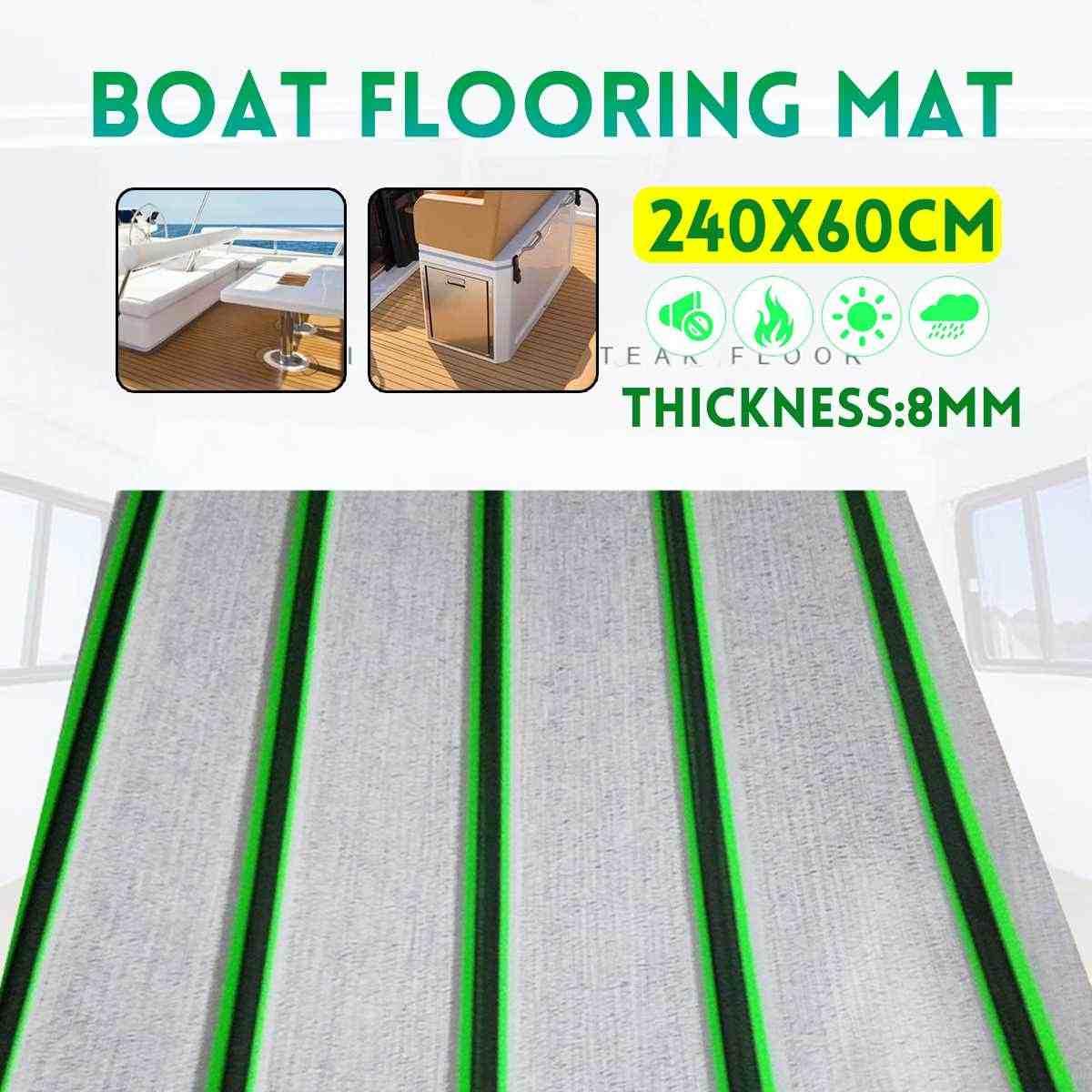 Eva Boat Yacht Flooring Teak Decking