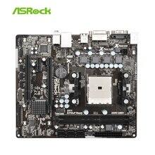 ASRock carte mère FM2A55M DGS originale pour bureau, prise FM2, prises A55/A65/A75, prises DDR3, 32 go, pour CPU AMD A4/A6/A8