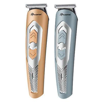 バッテリー電動ヘアトリマーひげトリマー男性のための無精ひげトリマー精度カッター毛髪切断装置の散髪 220-240 v