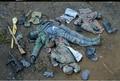 Смолаы комплекты 1 / 35 второй мировой войны россии упаденные немецкие солдаты неокрашенная комплект смола модель бесплатная доставка