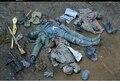 Resina Kits 1 / 35 WWII ruso caído los soldados alemanes Kit sin pintar resina modelo envío gratis