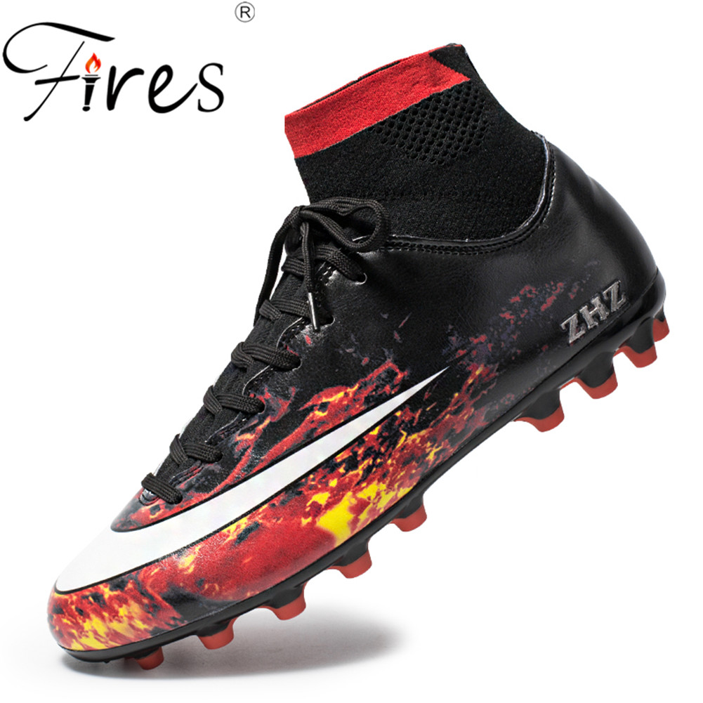 FCSHOES Soccer Boots for Men Football Shoes Indoor Turf Soccer Shoes Man and Boy Sports Football Boots