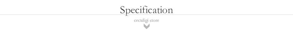 specificationg