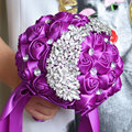 2017 Hot Wedding Bouquet Red Brooch Bouquet Wedding Accessories Bridesmaid Artifical Wedding Flowers Bridal Bouquets