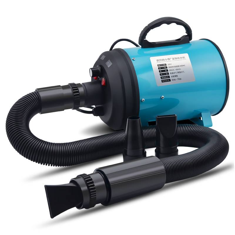 Pet Water Blower Large Dogs Dogs Hair