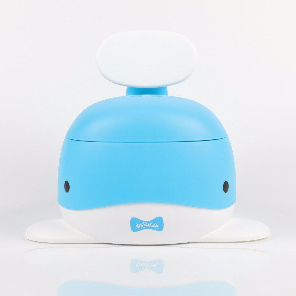 Baleia Assento Treinamento Do Toalete Potty Cadeira-Diversão para Meninos e Meninas Do Bebê-Estável e Confortável para seu Bebê crianças Assento Do Vaso Sanitário