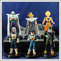 Dragon Ball Z Cell/Goku/Vegeta  Action Figures PVC Figures Toys Best Gift Collection 6pcs/set #054