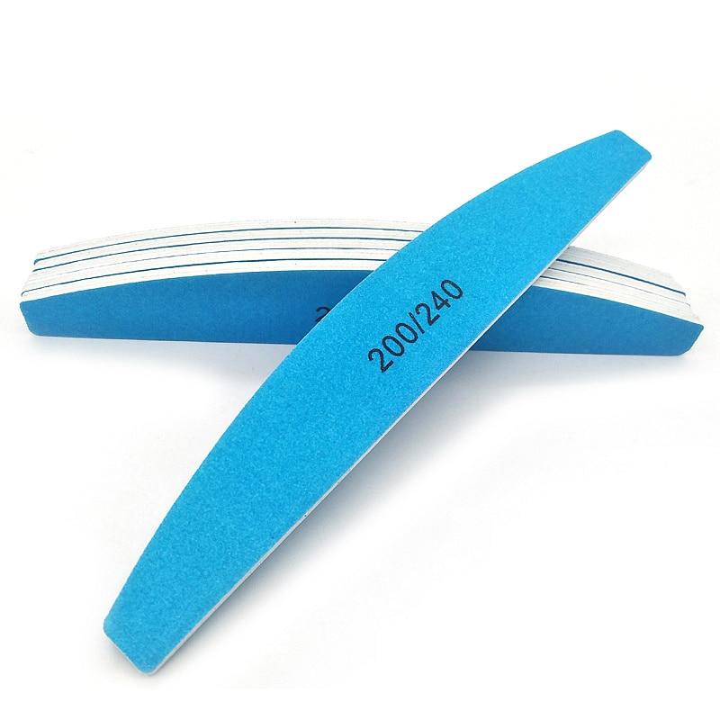 Aliexpress.com : Buy 200/240 Grit Sanding Nail File Set