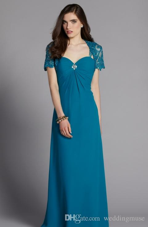3f2a673d4e9 Lace Teal Blue Plus Size Mother Of The Groom Bride Dresses Custom ...
