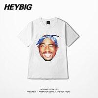 Hip Hop Rap Funny Tee Fashion Street Men Women T Shirt 2017 HEYBIG NEW S S