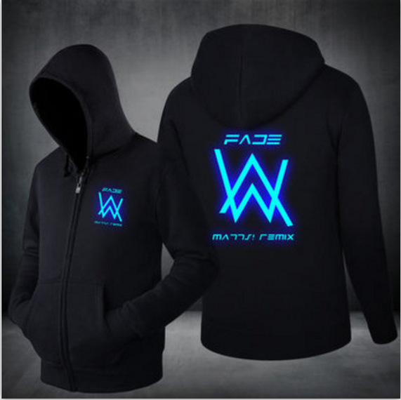 Newest Casual Sports Hooded Men Sweatshirt Solid Color Hoodies Male Long Sleeve Coat Zipper Sportswear Us Size