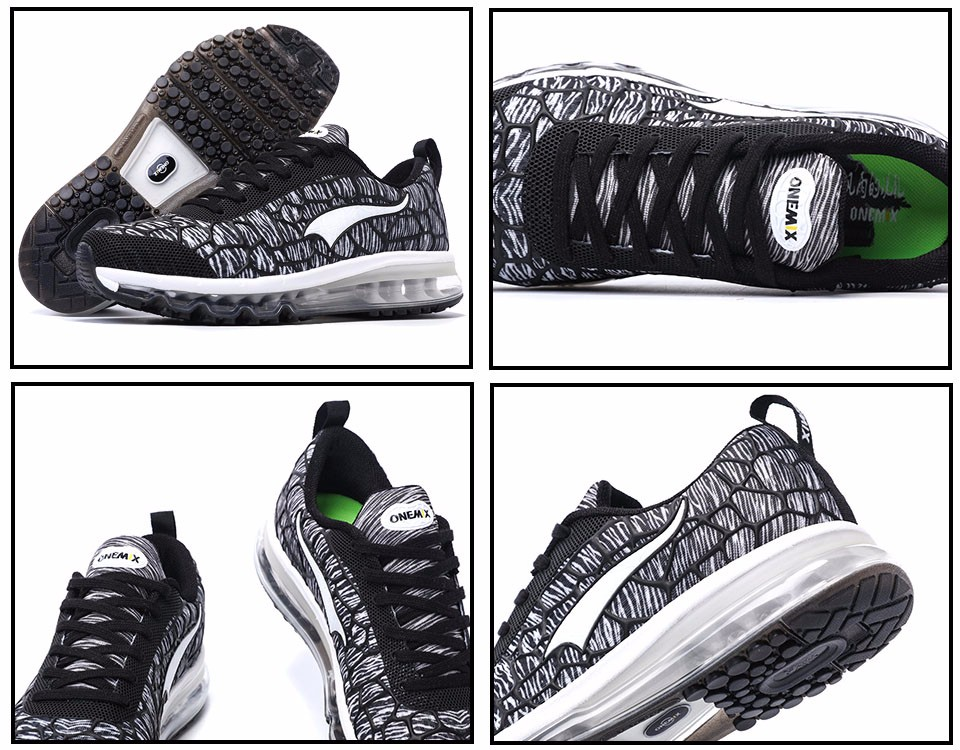 Onemix Brand 16 New Sports Running Shoes Sneakers for Men and Women Outdoor Walking and Running Breathable Good Quality 7