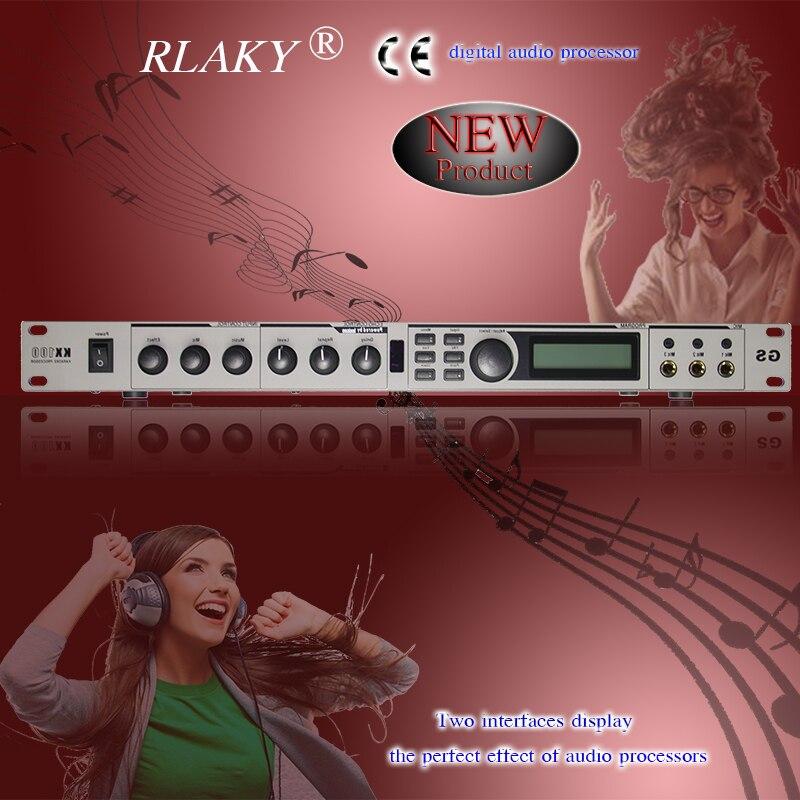Unterhaltungselektronik Neue Stil Unabhängig Voneinander Einstellbar Karaoke Digitale Audio Prozessor Machen Sound Perfekte Kx100 Audio Prozessor QualitäT Zuerst