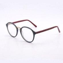 acf31f70fc6 Round Frame Glasses Fashion Eyeglasses Frame Women Optical Eyewear Retro  Glasses Circle Eye glasses For Ladies