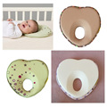 Foreign trade toys wholesale brand baby infant heart memory pillow pillow