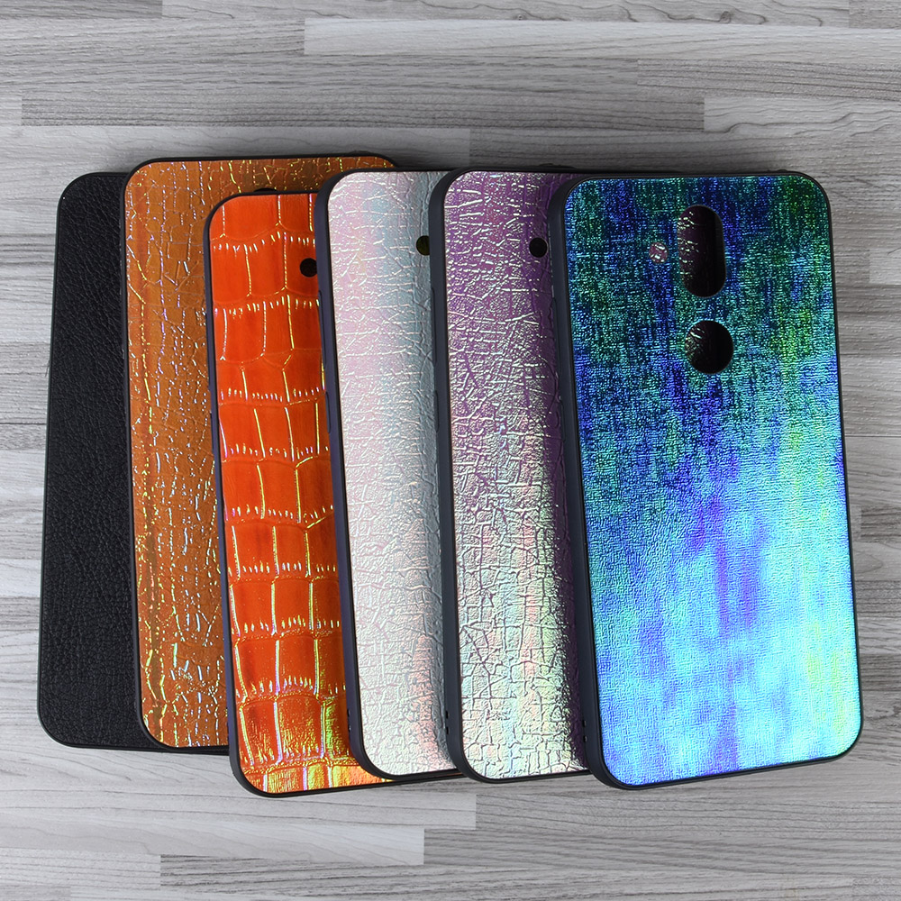 Magic colorful <font><b>TPU</b></font> Phone Case Cover For <font><b>Nokia</b></font> 2 3 5 8 6 2 7 2.1 3.1 5.1 <font><b>6.1</b></font> 8.1 Plus 2018 X6 X5 Back Case image