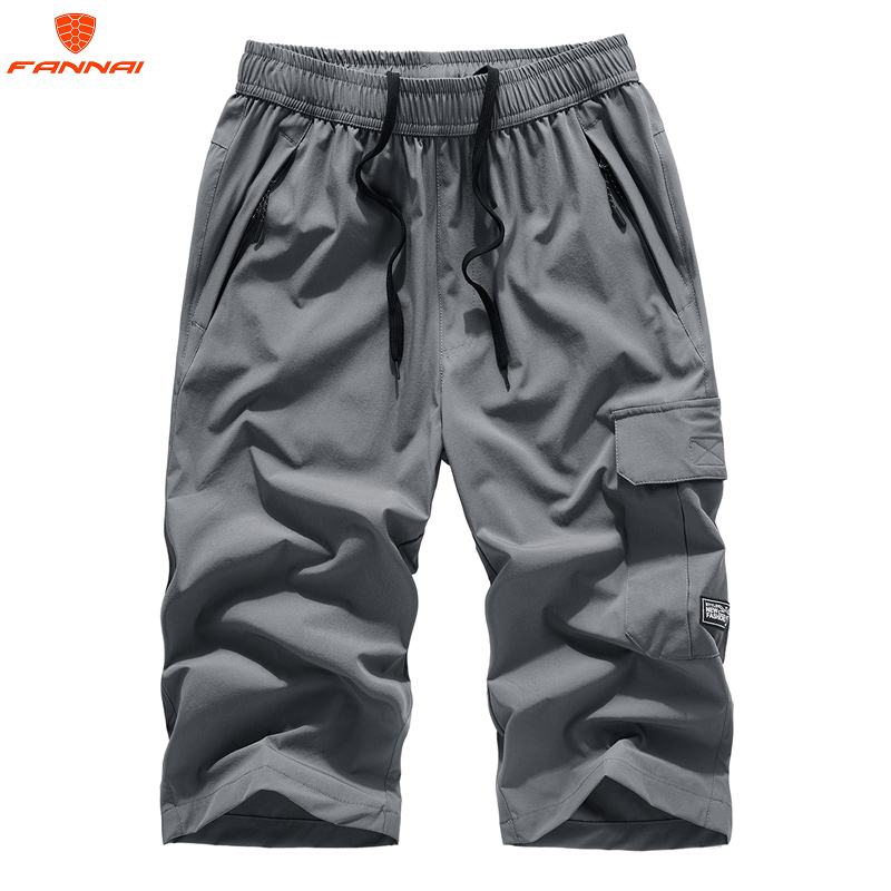 2018 NEW Summer Brand Leisure Large size 6XL 7XL8XL Mens Jogger Sporting   Short   Men Black Bodybuilding   Short   Pants Male   Shorts