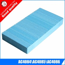 High Quality humidification purifier parts For Philips AC4084,AC4085,AC4086,Humidification filter AC4148,size 228*120*28mm