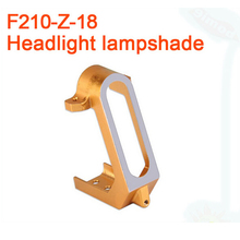Walkera F210 RC Helicopter Quadcopter spare parts F210-Z-18 Headlight Lampshade