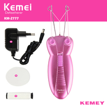 Shaving & Hair Removal Lady Electric Body Facial Hair Remover Defeatherer Cotton Thread Pink Epilator Shaver Beauty Care