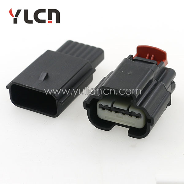 купить 6 way molex Accelerator Throttle Pedal Position Electronic Sensor Connector for Jeep Chevrolet /Ford/Mazda недорого