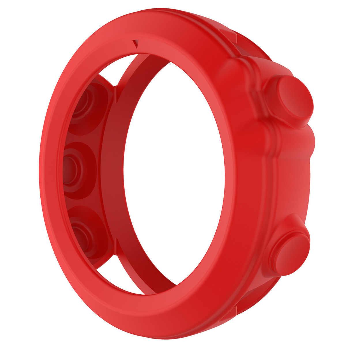 Мягкий силиконовый защитный чехол для Garmin Fenix 3 HR/Fenix 3/Fenix 3 Sapphire/Quatix 3/Tactix Bravo чехол для браслета