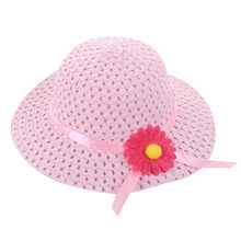 SAGACE Baby Hat Cotton Kids Hat Summer Colorful Cute Flower Sun Cap For Child Boys Babies Kids Hats Girls Baby Cap Summer(China)