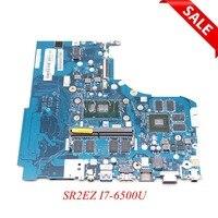 CG411 CG511 CZ411 CZ511 NM A751 5B20L37478 For lenovo 310 15ISK 510 15ISK Laptop Motherboard SR2EZ I7 6500U 4GB DDR4 940MX