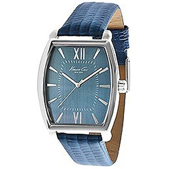 Kenneth Cole Leather Mens Watch KC5165 ремень kenneth cole reaction mens leather