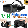 Original Shinecon II VR 2.0 VR BOX Google Cardboard Virtual Reality 3D Glasses VR Headset Smartphone Game Movie 3D Glasses